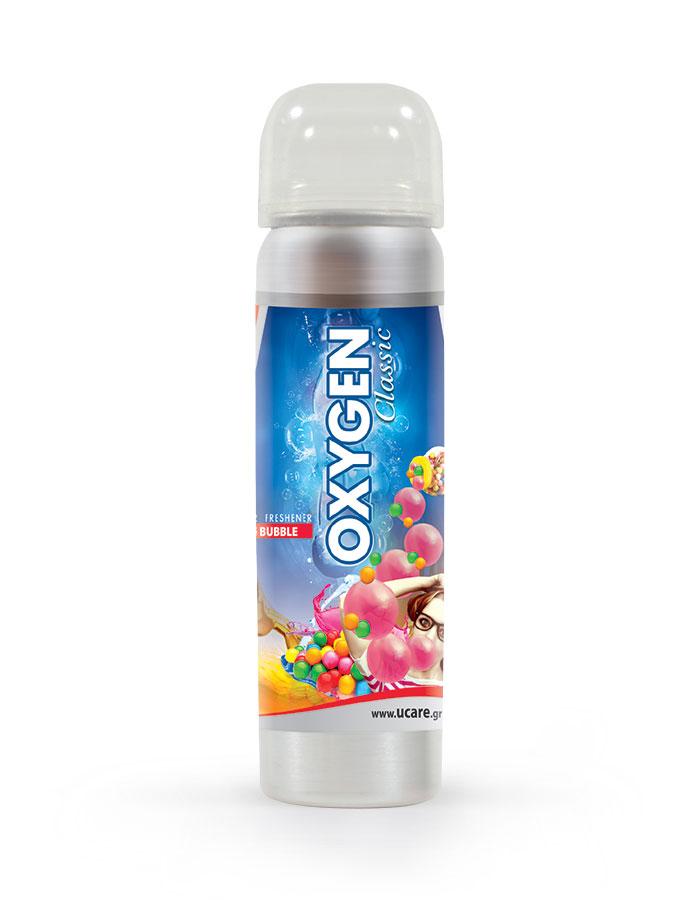 ΑΡΩΜΑΤΙΚΑ ΑΥΤΟΚΙΝΗΤΟΥ OXYGEN CLASSIC Spray
