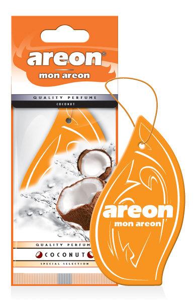 ΑΡΩΜΑΤΙΚΑ ΑΥΤΟΚΙΝΗΤΟΥ AREON MON – Coconut