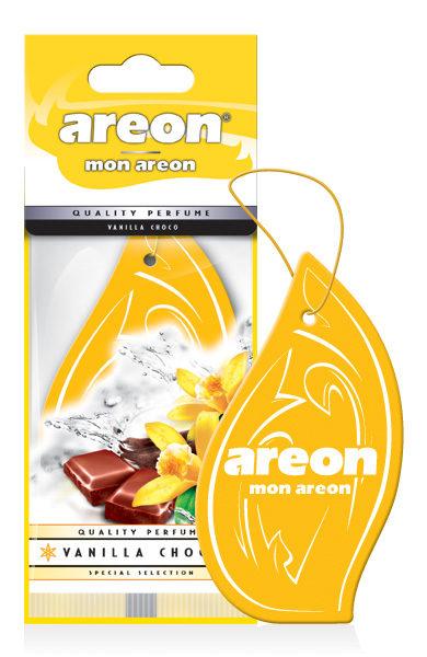ΑΡΩΜΑΤΙΚΑ ΑΥΤΟΚΙΝΗΤΟΥ AREON MON – Vanilla Choco
