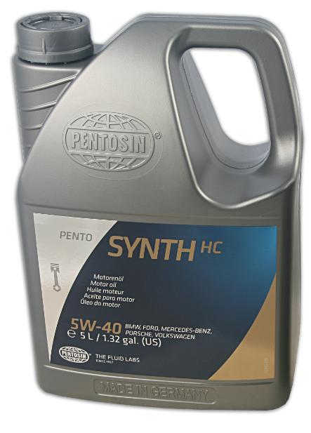 PENTOSIN ΛΑΔΙΑ HC 5W-40