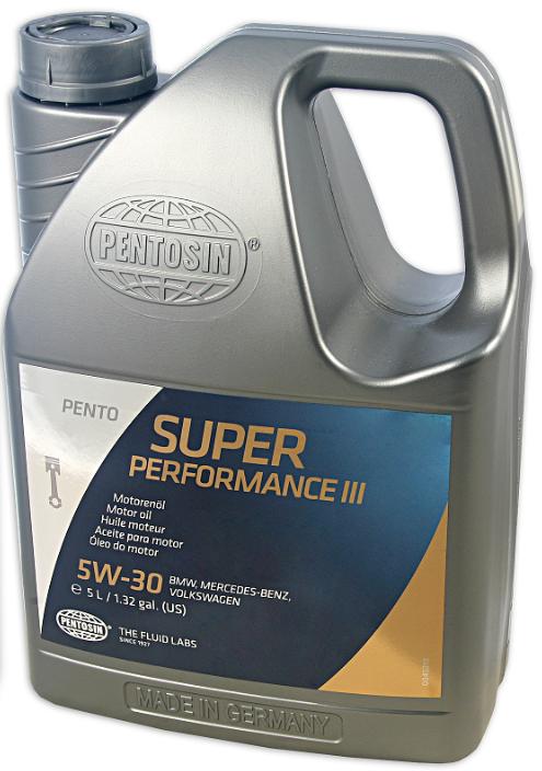 PENTOSIN 5W30 5lt SUPER PERFORMANCE III