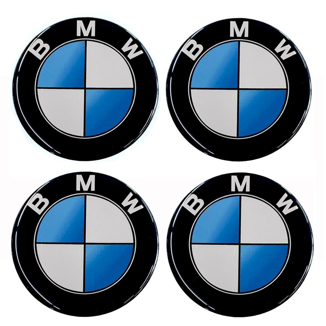 Race Axion BMW ΑΥΤΟΚΟΛΛΗΤΑ ΣΗΜΑΤΑ ΖΑΝΤΩΝ 5,5 cm ΜΑΥΡA ΜΕ ΕΠΙΚΑΛΥΨΗ ΣΜΑΛΤΟΥ  - 4 ΤΕΜ.