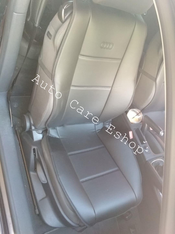 Πλατοκάθισμα Αυτοκινήτου Δερματίνη Coverstyle 2TMX