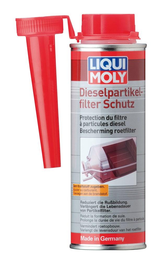 Liqui Moly Ειδικό Πρόσθετο Προστασίας Φίλτρου Κατακράτησης Σωματιδίων Πετρελαίου 250ml