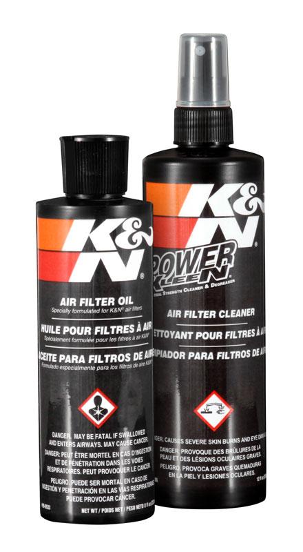 Κιτ Καθαριστικό & Λιπαντικό Για Φίλτρα Αέρα Της K&N 99-5050