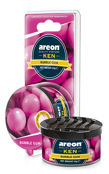Areon Ken-Bubble Gum