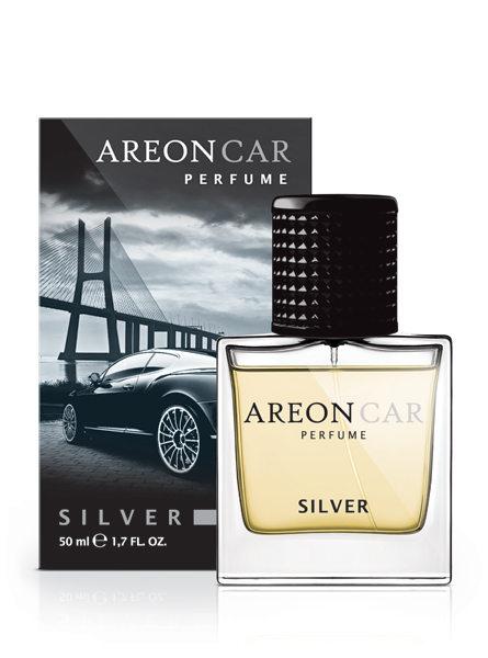 Areon Car Perfume-silver 50ml