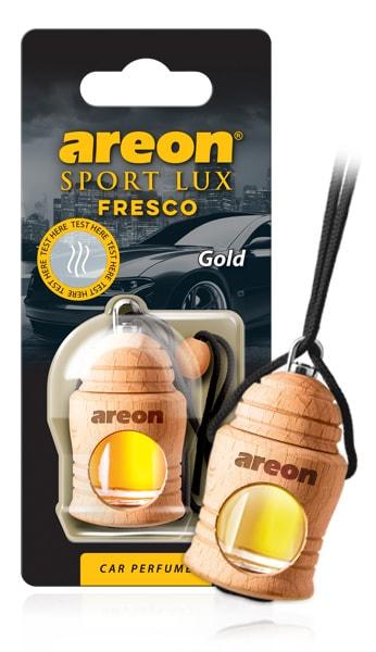 AREON FRESCO SPORT LUX - GOLD