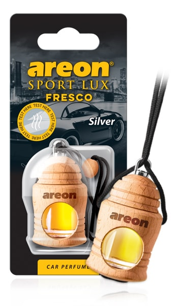 AREON FRESCO SPORT LUX - SILVER
