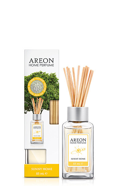 ΑΡΩΜΑΤΙΚΟ ΧΩΡΟΥ  AREON HOME PERFUME Sunny home 85ML