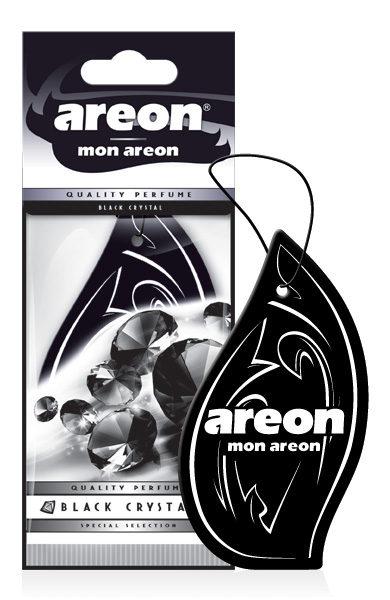 ΑΡΩΜΑΤΙΚΑ ΑΥΤΟΚΙΝΗΤΟΥ AREON MON – Black Crystal