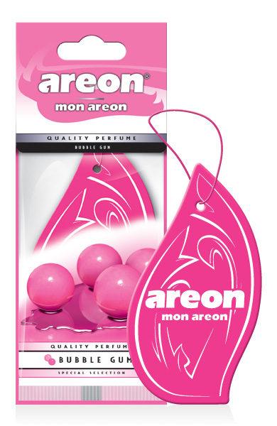 ΑΡΩΜΑΤΙΚΑ ΑΥΤΟΚΙΝΗΤΟΥ AREON MON – Bubble Gum