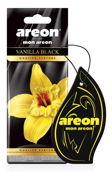 ΑΡΩΜΑΤΙΚΑ ΑΥΤΟΚΙΝΗΤΟΥ AREON MON – Vanilla Black