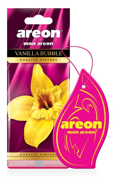 ΑΡΩΜΑΤΙΚΑ ΑΥΤΟΚΙΝΗΤΟΥ AREON MON – Vanilla Bubble