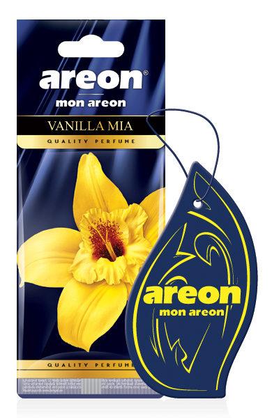 ΑΡΩΜΑΤΙΚΑ ΑΥΤΟΚΙΝΗΤΟΥ AREON MON – Vanilla Mia