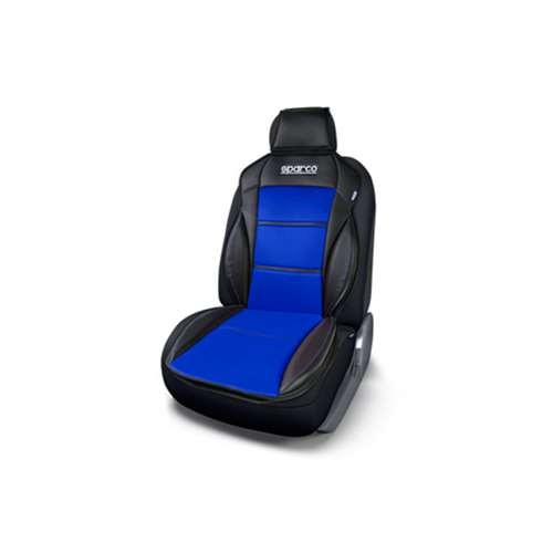 Πλατοκάθισμα Sparco Cushion 3D Spc0902Az Pu Black Blue 1Τμχ