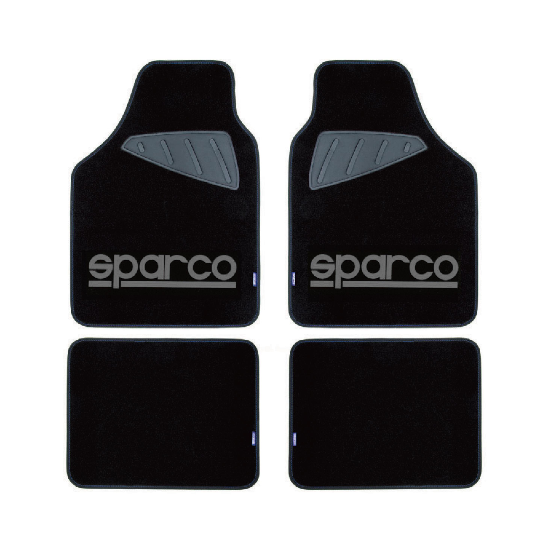 Μοκέτα Πατάκι Sparco SPC1902A Σετ 4Τμχ