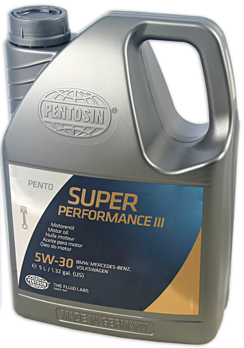 PENTOSIN 5W30 5lt SUPER PERFORMANCE III