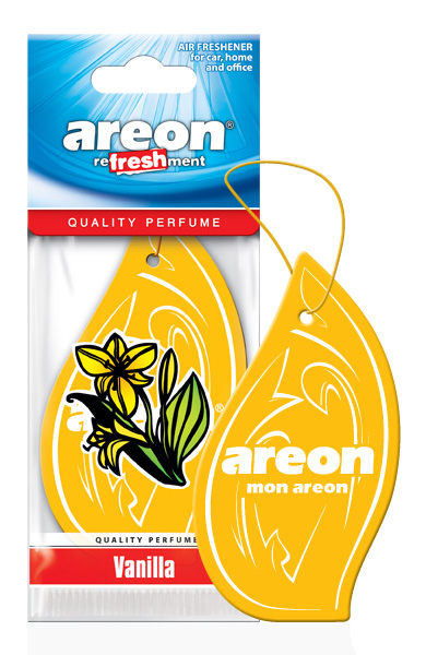 AREON MON – classic vanilla